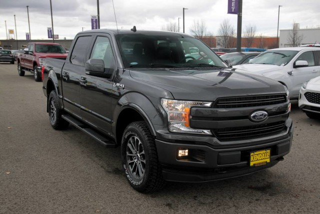 2020 F-150 SuperCrew Cab 4x4, Pickup #RN20756 - photo 3