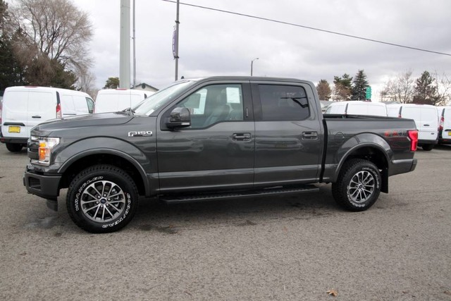 2020 F-150 SuperCrew Cab 4x4, Pickup #RN20756 - photo 6