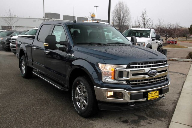 2020 F-150 SuperCrew Cab 4x4, Pickup #RN20765 - photo 3