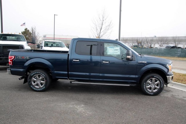2020 F-150 SuperCrew Cab 4x4, Pickup #RN20765 - photo 9