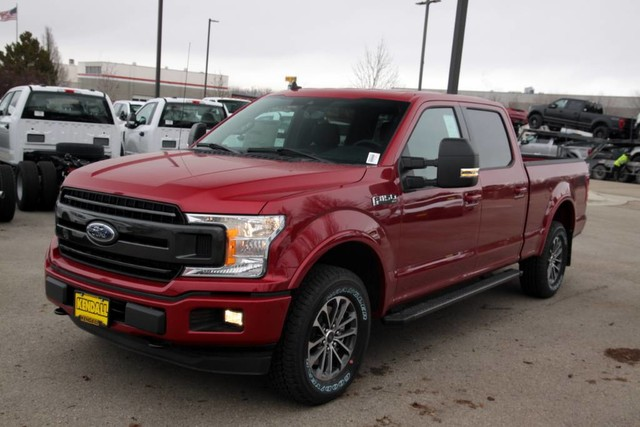 2020 F-150 SuperCrew Cab 4x4, Pickup #RN20770 - photo 5
