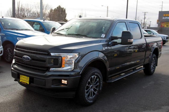 2020 F-150 SuperCrew Cab 4x4, Pickup #RN20771 - photo 5