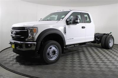 2020 Ford F-550 Super Cab DRW 4x4, Cab Chassis #RN20786 - photo 3