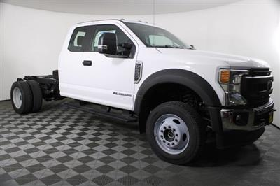 2020 Ford F-550 Super Cab DRW 4x4, Cab Chassis #RN20786 - photo 4