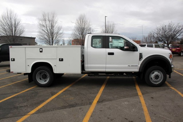 2020 Ford F-550 Super Cab DRW 4x4, Knapheide Steel Service Body #RN20787 - photo 10