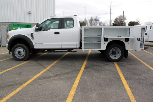 2020 F-550 Super Cab DRW 4x4, Knapheide Steel Service Body #RN20787 - photo 15