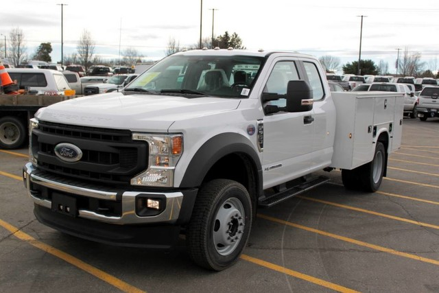 2020 F-550 Super Cab DRW 4x4, Knapheide Steel Service Body #RN20787 - photo 5