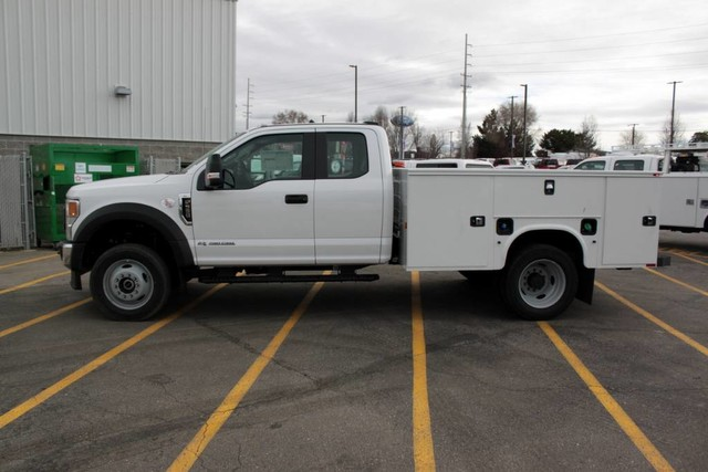 2020 F-550 Super Cab DRW 4x4, Knapheide Steel Service Body #RN20787 - photo 6