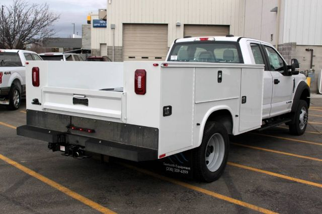 2020 Ford F-550 Super Cab DRW 4x4, Knapheide Steel Service Body #RN20787 - photo 2