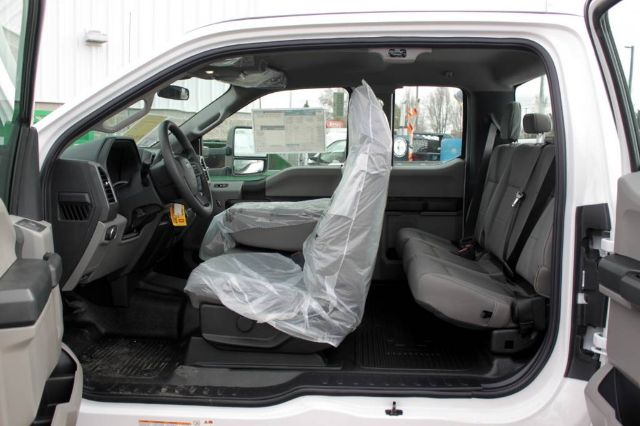 2020 Ford F-550 Super Cab DRW 4x4, Knapheide Steel Service Body #RN20787 - photo 9