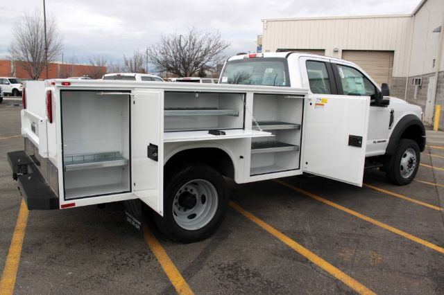 2020 Ford F-550 Super Cab DRW 4x4, Knapheide Steel Service Body #RN20787 - photo 16