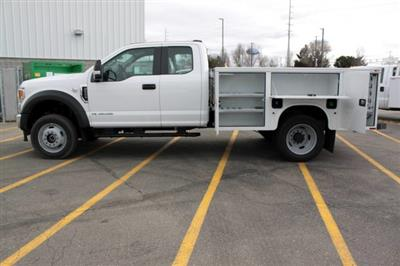2020 Ford F-550 Super Cab DRW 4x4, Knapheide Steel Service Body #RN20787 - photo 15