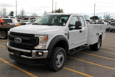 2020 Ford F-550 Super Cab DRW 4x4, Knapheide Steel Service Body #RN20787 - photo 5