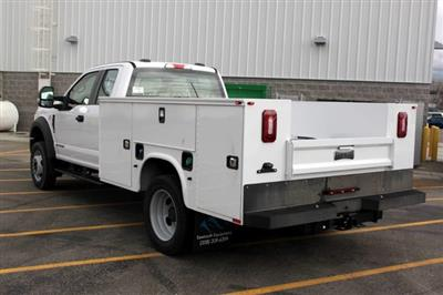 2020 F-550 Super Cab DRW 4x4, Knapheide Steel Service Body #RN20787 - photo 7