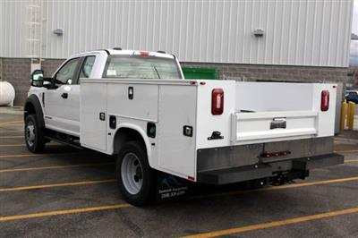 2020 Ford F-550 Super Cab DRW 4x4, Knapheide Steel Service Body #RN20787 - photo 7