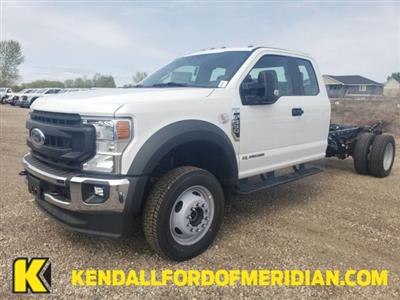 2020 Ford F-550 Super Cab DRW 4x4, Cab Chassis #RN20788 - photo 1
