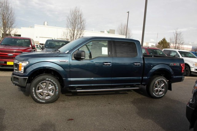 2020 F-150 SuperCrew Cab 4x4, Pickup #RN20793 - photo 6