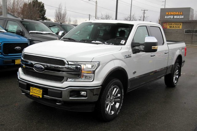 2020 F-150 SuperCrew Cab 4x4, Pickup #RN20794 - photo 5