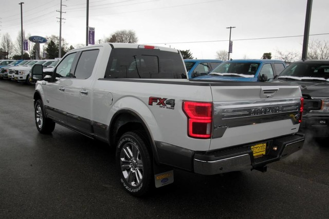 2020 F-150 SuperCrew Cab 4x4, Pickup #RN20794 - photo 7