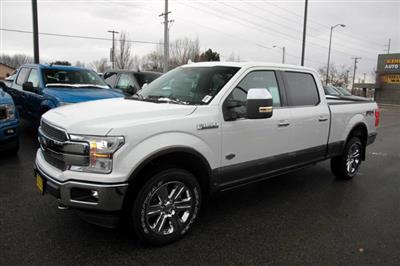 2020 F-150 SuperCrew Cab 4x4, Pickup #RN20794 - photo 6