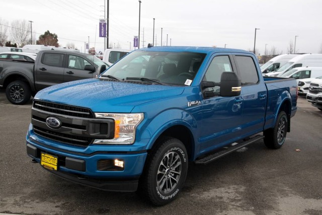 2020 F-150 SuperCrew Cab 4x4, Pickup #RN20802 - photo 5