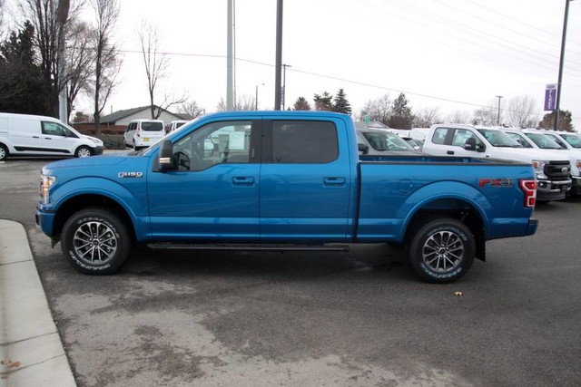 2020 F-150 SuperCrew Cab 4x4, Pickup #RN20802 - photo 6