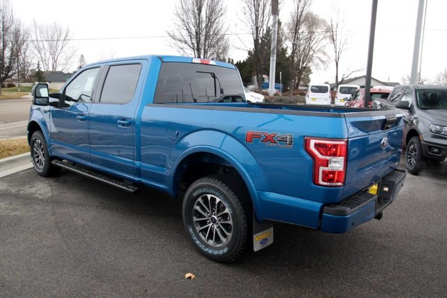 2020 F-150 SuperCrew Cab 4x4, Pickup #RN20802 - photo 7