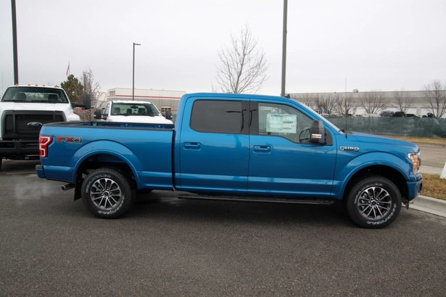 2020 F-150 SuperCrew Cab 4x4, Pickup #RN20802 - photo 9