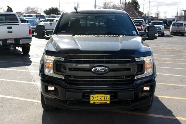 2020 F-150 SuperCrew Cab 4x4, Pickup #RN20803 - photo 4
