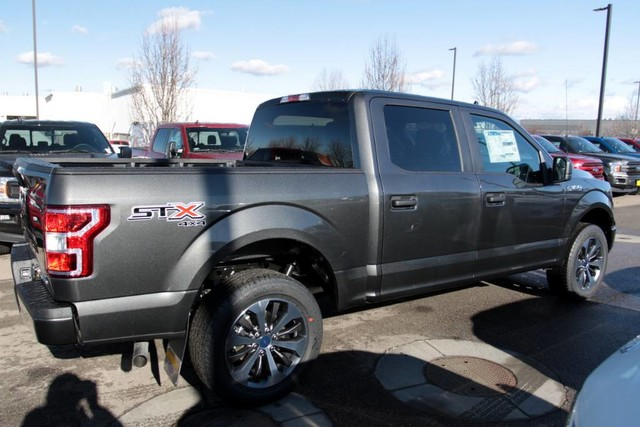 2020 F-150 SuperCrew Cab 4x4, Pickup #RN20821 - photo 8