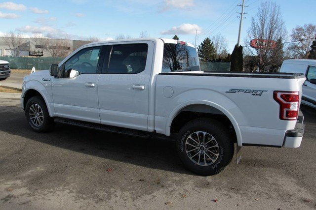 2020 F-150 SuperCrew Cab 4x4, Pickup #RN20843 - photo 6