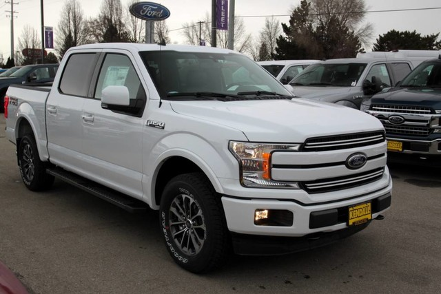 2020 F-150 SuperCrew Cab 4x4, Pickup #RN20844 - photo 3