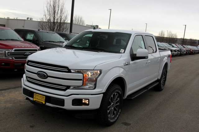 2020 F-150 SuperCrew Cab 4x4, Pickup #RN20844 - photo 5