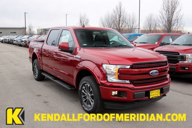 2020 F-150 SuperCrew Cab 4x4, Pickup #RN20845 - photo 1