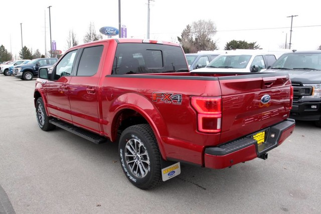 2020 F-150 SuperCrew Cab 4x4, Pickup #RN20845 - photo 6