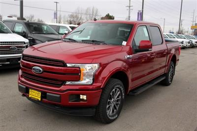 2020 F-150 SuperCrew Cab 4x4, Pickup #RN20845 - photo 5