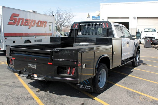 2020 F-550 Crew Cab DRW 4x4, Knapheide Platform Body #RN20862 - photo 1