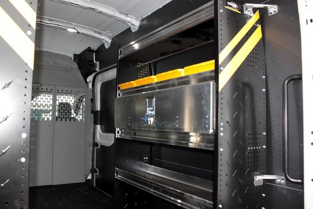 2020 Transit 250 High Roof AWD, Ranger Design General Service Upfitted Cargo Van #RN20877 - photo 15