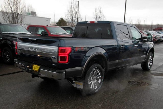 2020 F-150 SuperCrew Cab 4x4, Pickup #RN20878 - photo 2