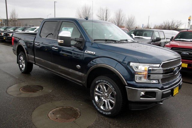 2020 F-150 SuperCrew Cab 4x4, Pickup #RN20878 - photo 9