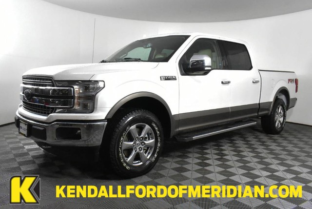 2018 F-150 SuperCrew Cab 4x4, Pickup #RN20887A - photo 1