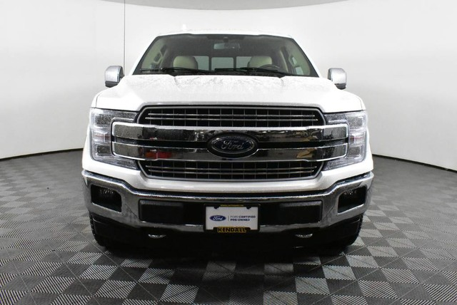 2018 F-150 SuperCrew Cab 4x4, Pickup #RN20887A - photo 3