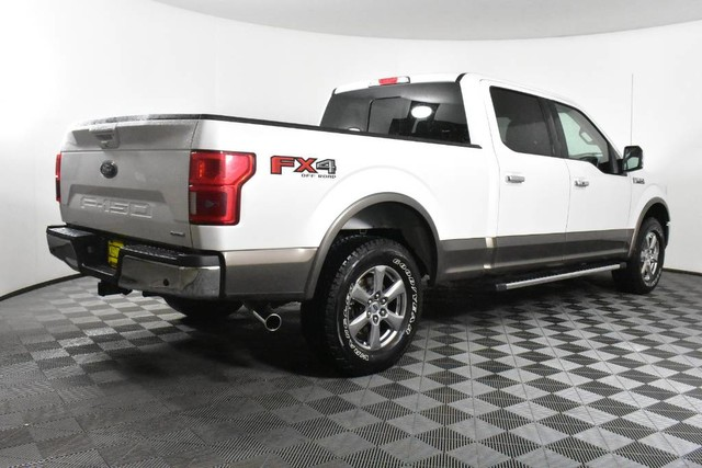 2018 F-150 SuperCrew Cab 4x4, Pickup #RN20887A - photo 7