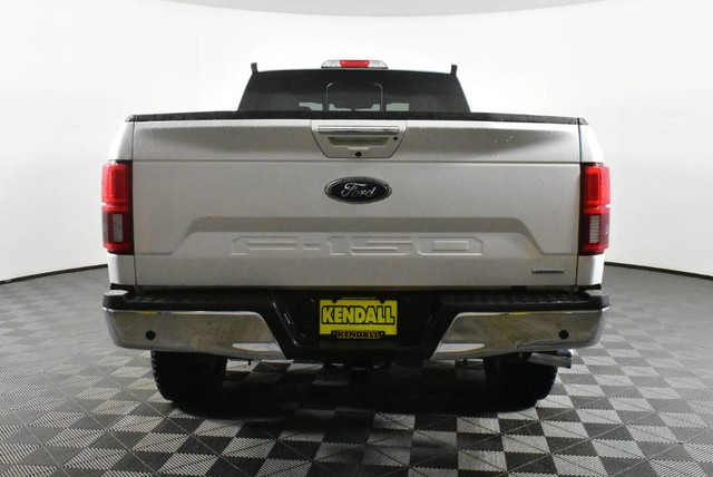 2018 F-150 SuperCrew Cab 4x4, Pickup #RN20887A - photo 8