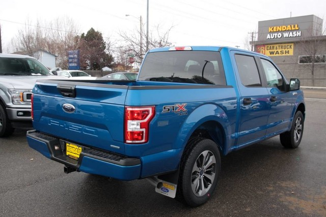 2020 F-150 SuperCrew Cab 4x4, Pickup #RN20889 - photo 1