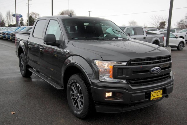 2020 F-150 SuperCrew Cab 4x4, Pickup #RN20890 - photo 3