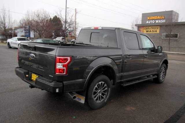 2020 F-150 SuperCrew Cab 4x4, Pickup #RN20890 - photo 2
