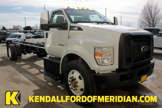 2021 F-650 Regular Cab DRW 4x2, Cab Chassis #RN20894 - photo 1