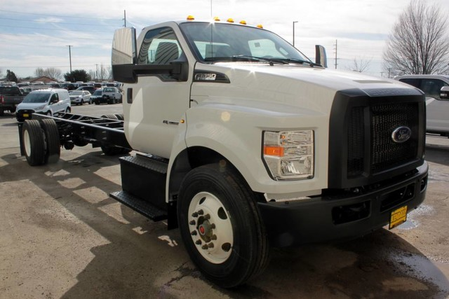 2021 F-650 Regular Cab DRW 4x2, Cab Chassis #RN20894 - photo 3