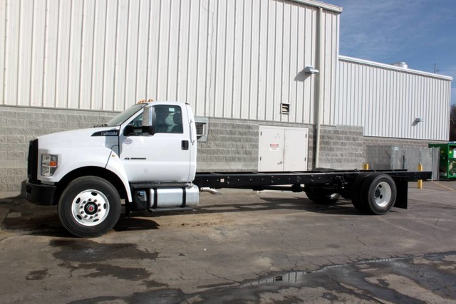 2021 F-650 Regular Cab DRW 4x2, Cab Chassis #RN20894 - photo 5